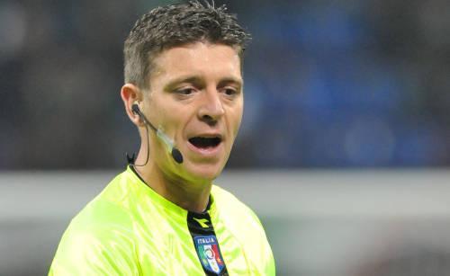 Parma-Napoli affidata a Rocchi