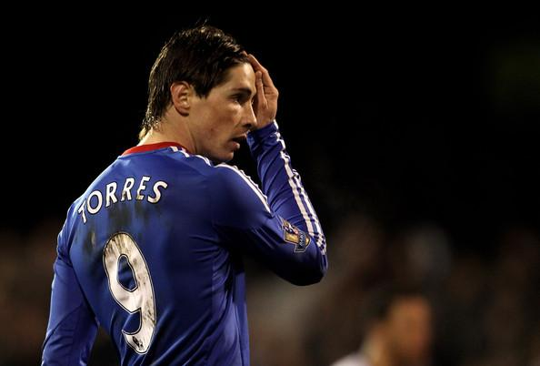 Fernando Torres al Milan, con una decina di anni di ritardo...
