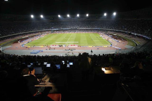 Da oggi biglietti in vendita per Napoli - Siena