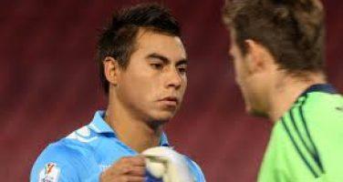 Il Malaga vuole Vargas