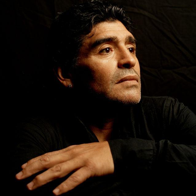 Twitter, Maradona: