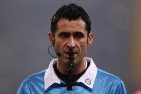 Brighi arbitrerà la finale di Coppa Italia