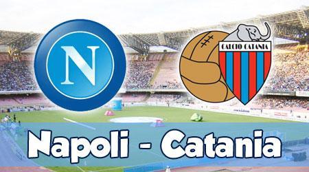 Napoli-Catania, biglietti in vendita da giovedì