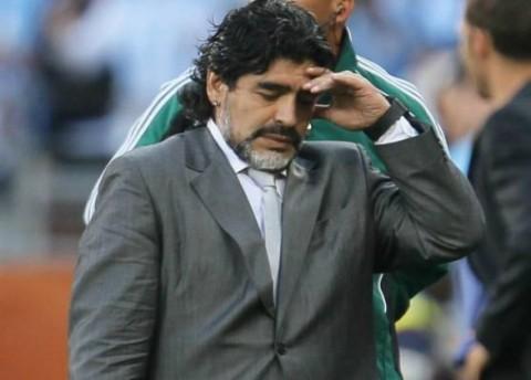 Ultimissima: Maradona non è più l'allenatore dell'Al Wasl