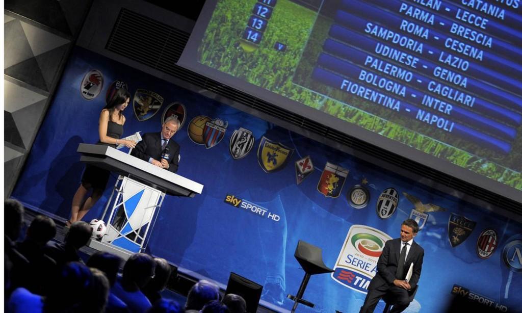 Questo il calendario del Napoli per la stagione 2012/2013 di Serie A. Si parte in trasferta a Palermo