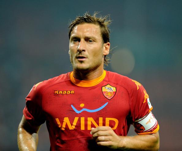 I desideri di Totti: