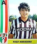 Hugo Maradona, il fratello dai piedi diversi che non entrò negli annali