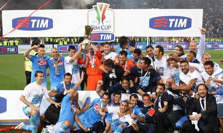 Effetto Coppa Italia: boom di vendite per il Napoli