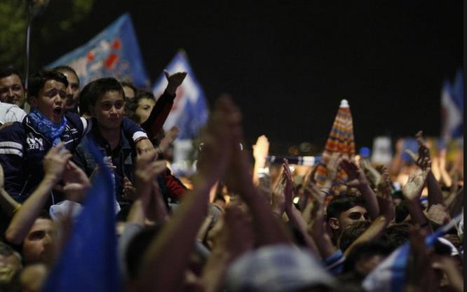 VIDEO - Vittoria Coppa Italia: le immagini di una città in festa