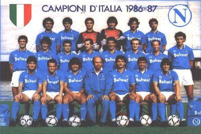 Il 10 maggio di 25 anni fa il Napoli si consacrava Campione d'Italia