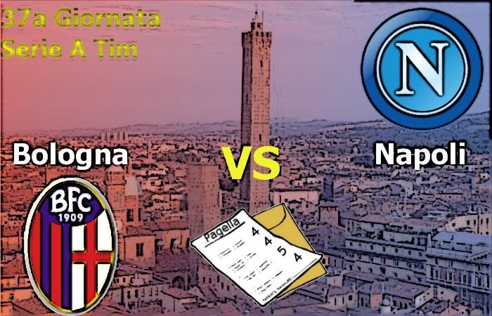 Bologna v Napoli 2:0, le pagelle