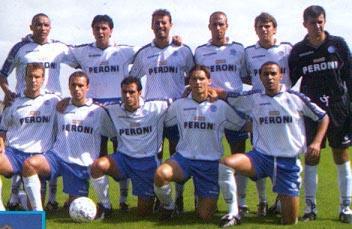 Napoli-Siena, nel 2001 sul neutro di Benevento Rastelli accende le speranze di promozione degli azzurri