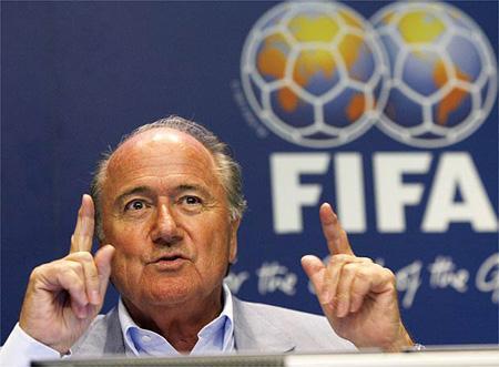 Blatter, caro Napoli son tornati i giorni di gloria