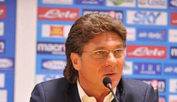 Conferenza stampa, Mazzarri: