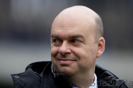 Ex Napoli: Fassone nuovo direttore generale dell'Inter per