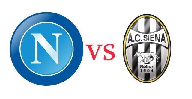 Live: Napoli-Siena 2-1,Doppietta di Dossena!