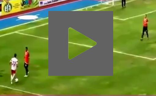 VIDEO: Vuole imitare Neymar ma la sua serie di finte ha un finale a sorpresa...