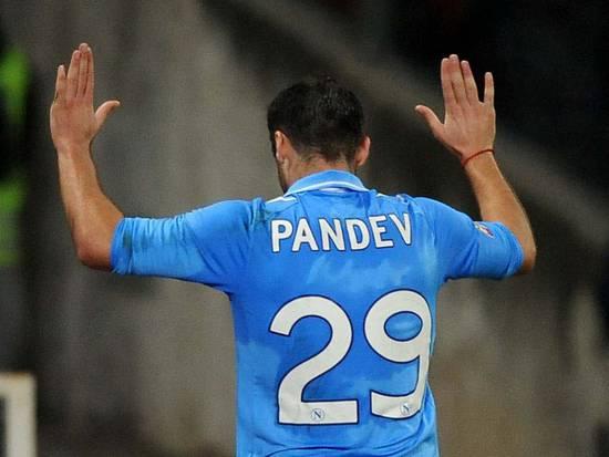 """Pandev alla Gazzetta: """"Mazzarri come Mourinho. Per il Napoli darei tutto. Vincere? Tra qualche anno si può fare il triplete"""""""