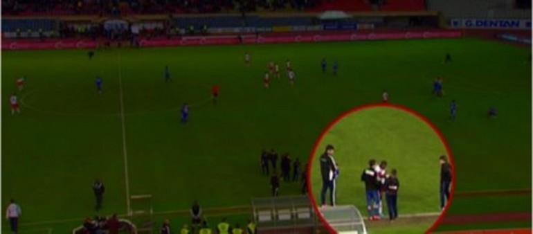 VIDEO: Follia in Svizzera, calciatore colpisce un bambino raccattapalle