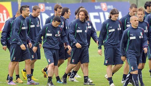 Italia-Francia possibile ritorno al San Paolo