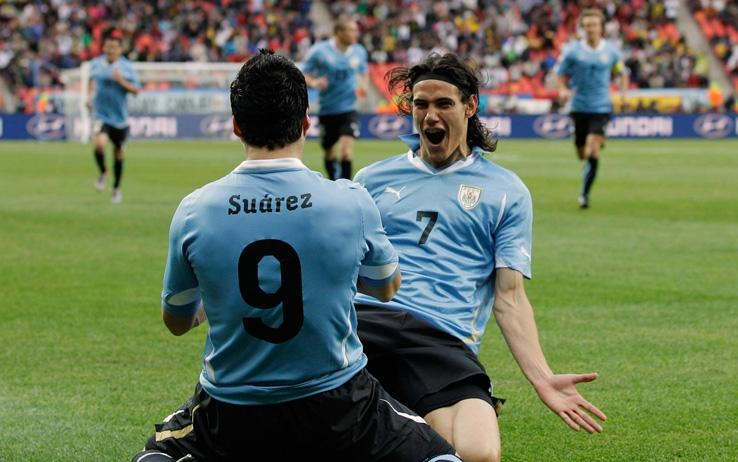 Amichevole, Russia-Uruguay 1-1