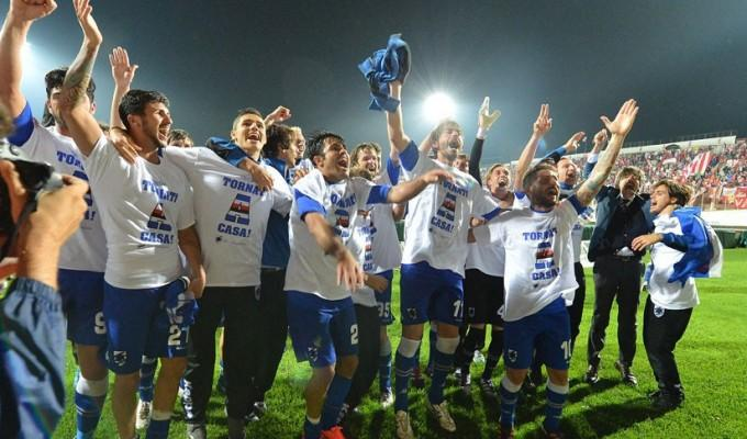 Play Off Serie B, Samp torna in Serie A