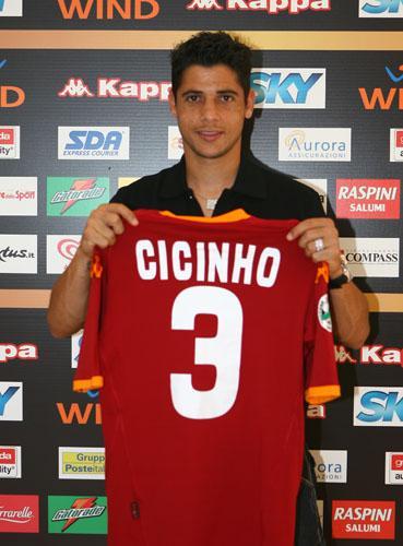 CICINHO SHOCK: