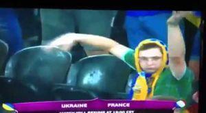 VIDEO - Euro 2012: i tifosi ballerini idoli del web