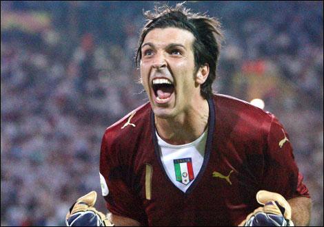 I croati contro Buffon: