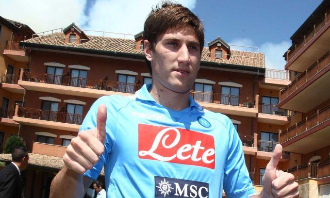 Fernandez,voglio restare a Napoli e giocare di più