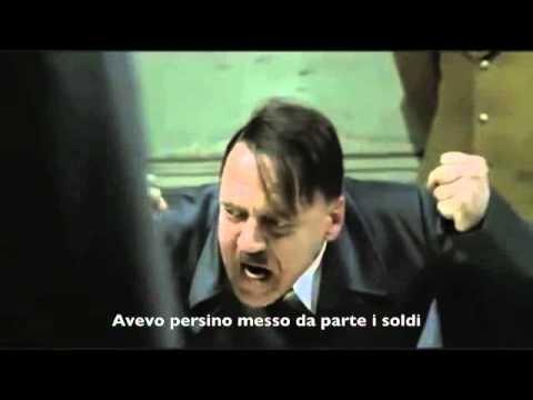 VIDEO-PARODIA: La reazione di Hitler ad Italia - Germania spopola in rete...