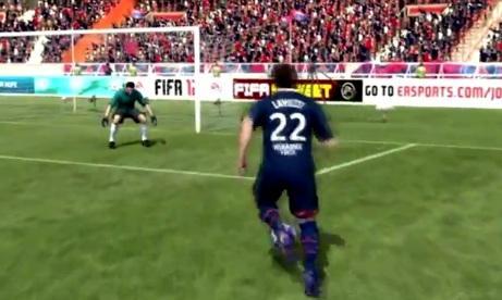 VIDEO: Incredibile, Lavezzi già in campo nel PSG... sulle playstation francesi!