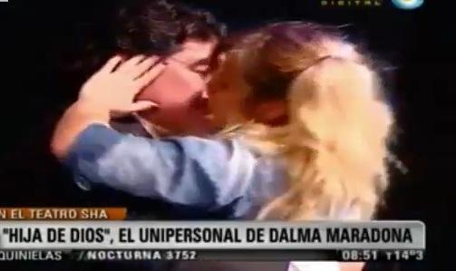 VIDEO: E Diego Armando Maradona scoppia in lacrime per...