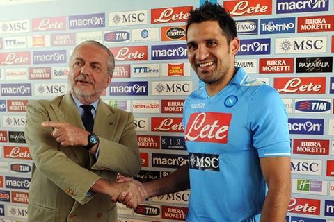 Pescara interessato a due giocatori del Napoli