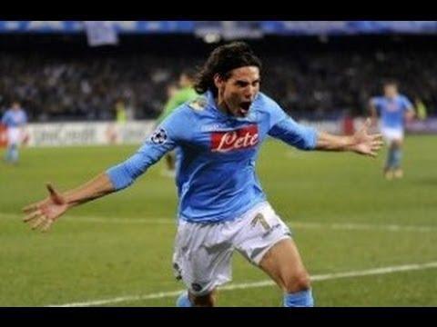 Cavani, grazie Juve e City ma resto a Napoli