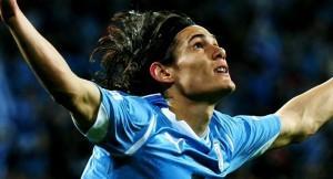Cavani senza gol ma l'Uruguay vince in rimonta