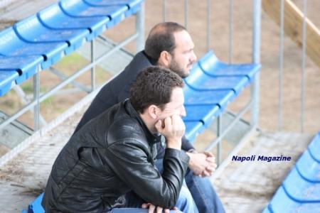 Parla Anellucci, agente Cavani: