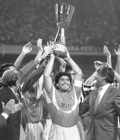 Le partite memorabili, Napoli-Juventus