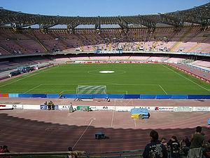 Napoli: per lo stadio altre soluzioni oltre a Ponticelli