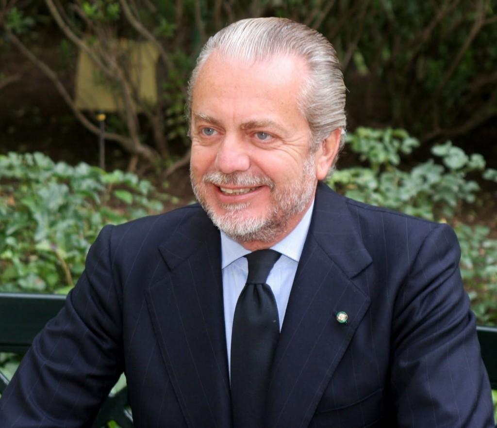 Lo sfogo di Aurelio De Laurentiis diventa una hit dance