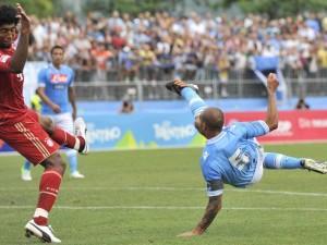 Video - gli highlights della sfida Napoli-Bayern