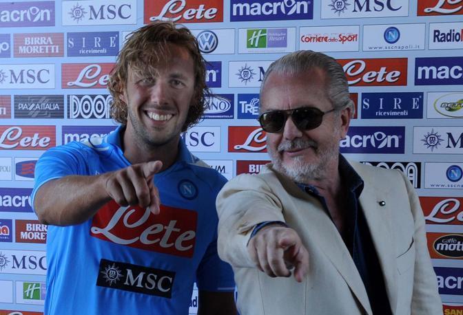 Donadel sta bene a Napoli per il suo agente ma...