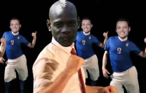 VIDEO TORMENTONE: E Balotelli canta: