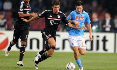 Napoli - Bayern, possibile cambio di programma