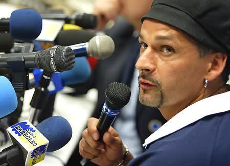 Roberto Baggio finalmente in panchina da allenatore...