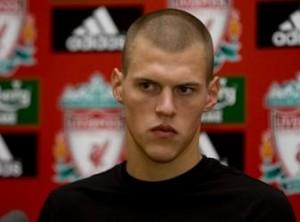 Football - Liverpool sign Martin Skrtel