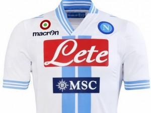 Napoli 2012/13, presentata la terza maglia: diamole uno sguardo