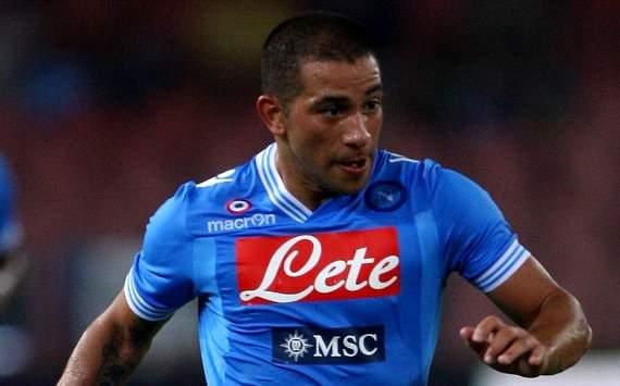 Altra grana per il Napoli: Gargano s'infortuna in nazionale