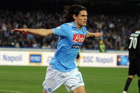Video Napoli Lazio 1 0 Cavani Sigla Il Suo Acuto Numero 70 In Maglia Azzurra