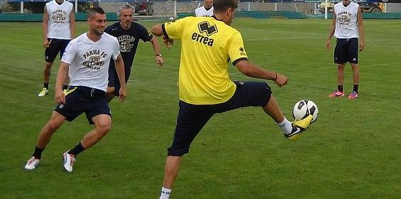 Qui Parma, doppia seduta per i gialloblu. Biabiany torna disponibile